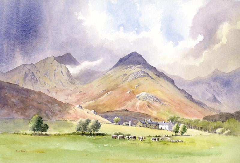 Lake District Painting Course - May 2016