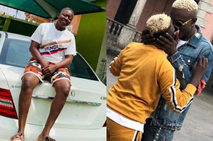 Nigerian Rapper, Zlatan Ibile buys Benz as birthday gift for