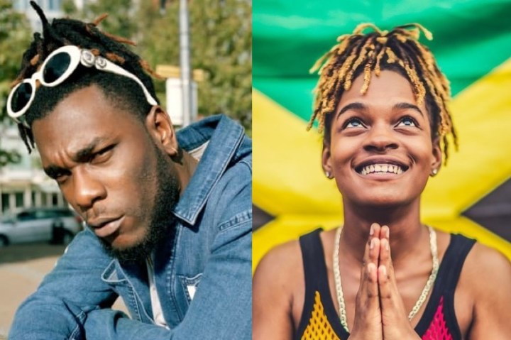 "Jamaican Superstar Koffee Performs Burnaboy hit Song ""Ye"" On"
