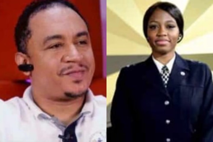 Image result for images of Daddy Freeze vs Khafi