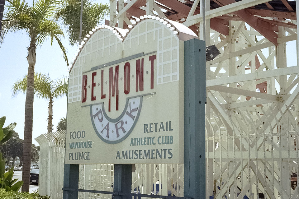 Belmont Park by David Bernie