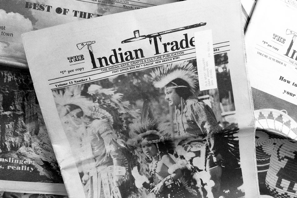 Indian Trader Newspaper