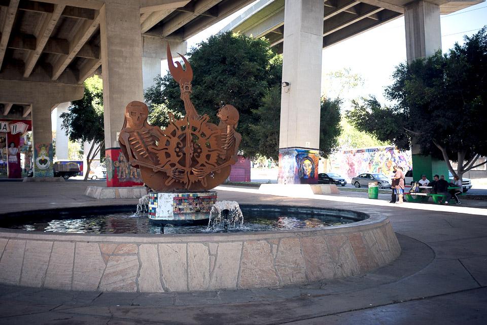 Chicano Park San Diego Digital Series David Bernie Fuji x100s