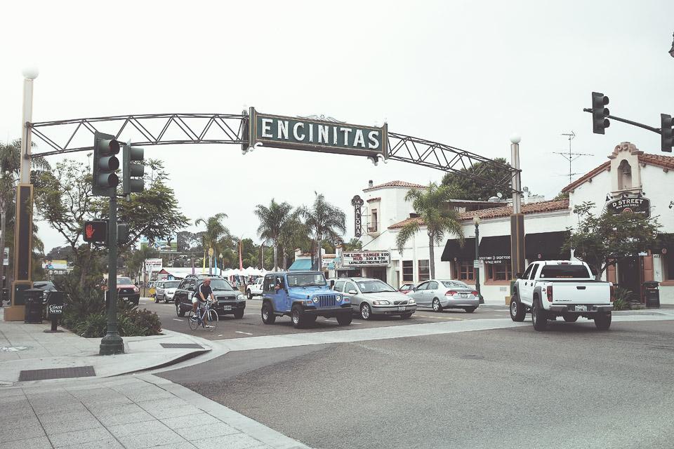 Encinitas California by David Bernie