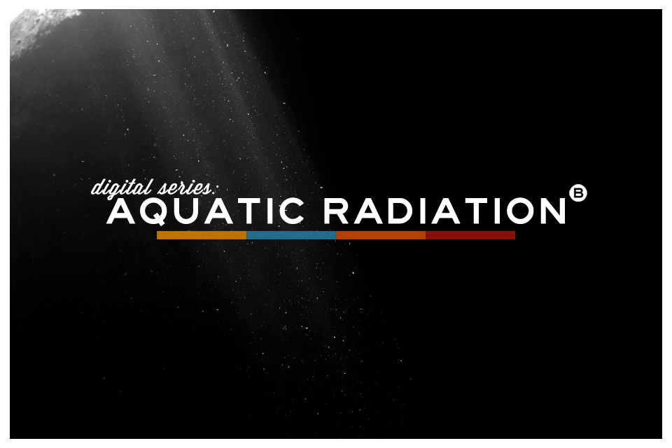Aquatic Radiation by David Bernie