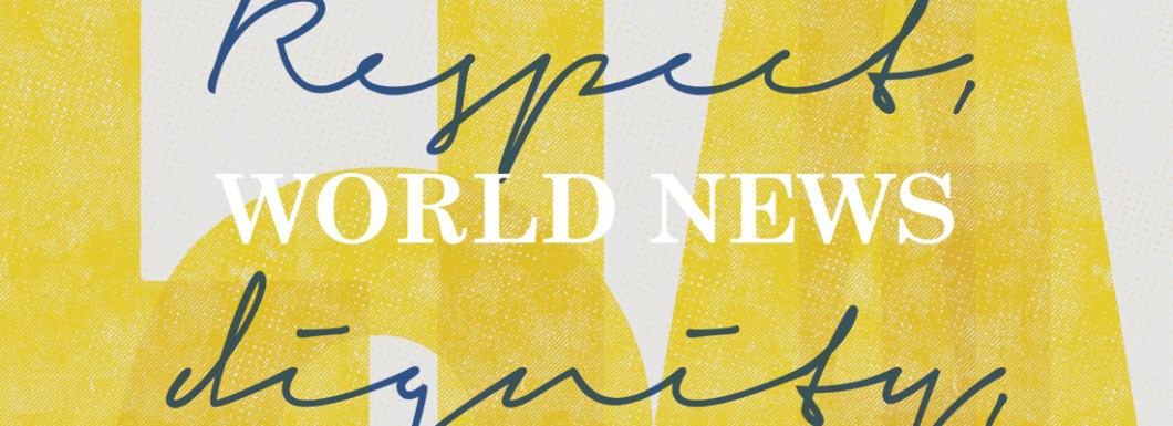 World News by David Bernie - Projects