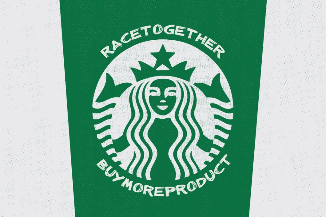David Bernie Buy Together Starbucks Race Issues World News 13