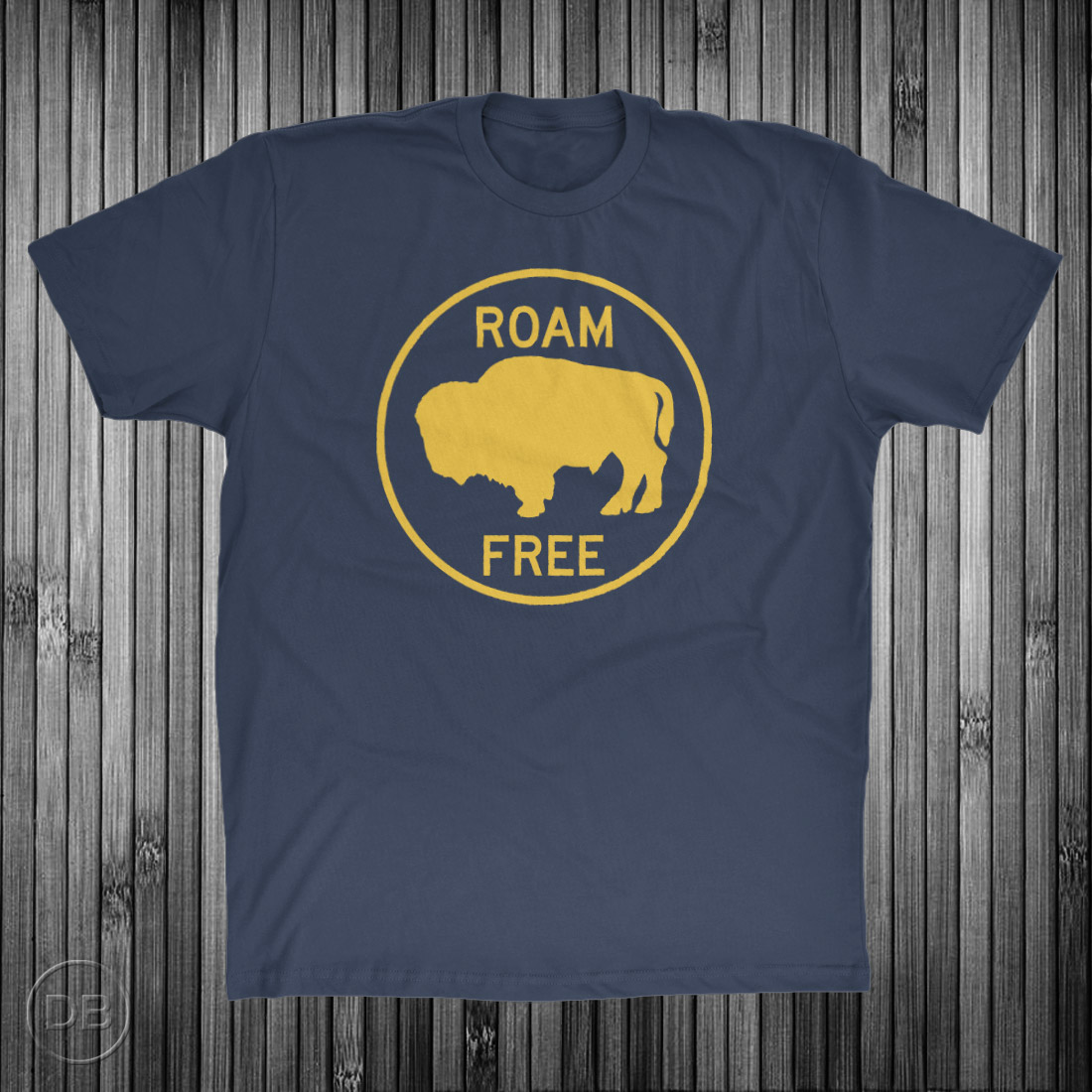 David Bernie Roam Free Shirt