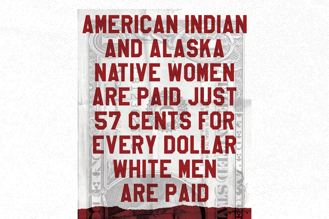 David Bernie Unequal Pay Native American Alaskan Native Women Indian Country 52 Week 37