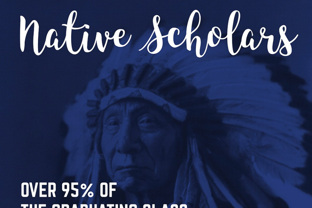 David Bernie Native Scholars Red Cloud Indian School Indian Country 52 Week 34
