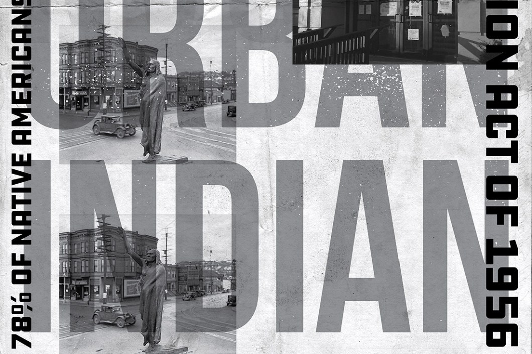 David Bernie Urban Indians Indian Country 52 Week 37