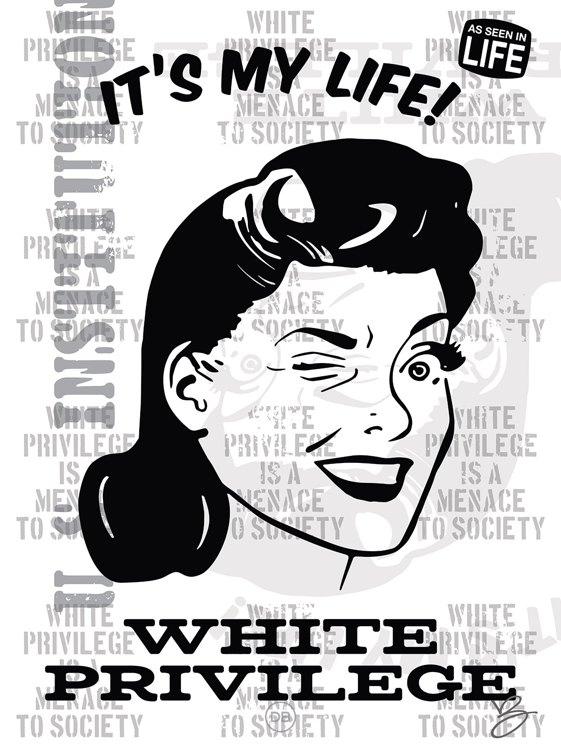 White Privilege - It's My Life | David Bernie