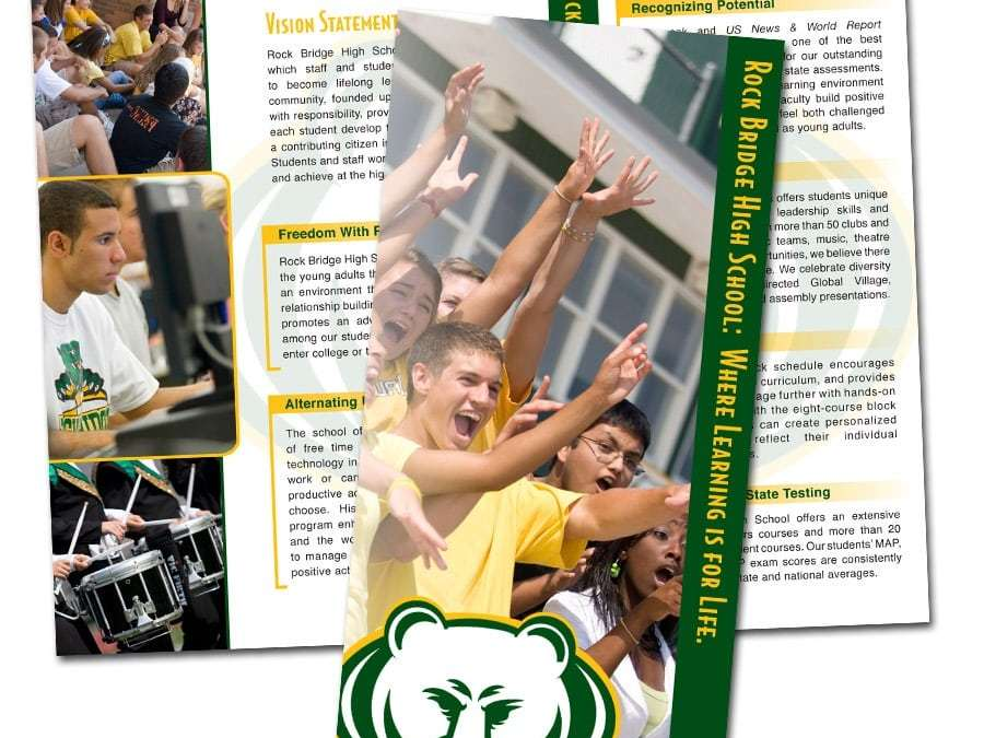 Rock Bridge High School – Brochure
