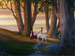 Image result for snow white and the seven dwarfs ending scene