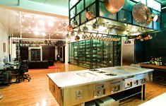 Perfect Bouley Test Kitchen That Exudes With Sophistication
