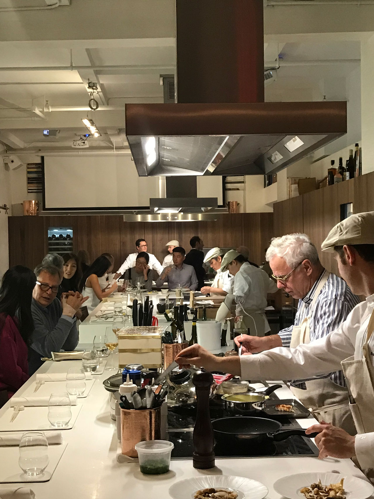 Bouley at Home · Culinary Experience · Restaurant Menu
