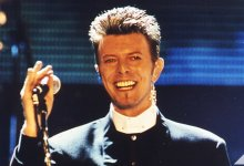 David Bowie Live at The Brits (1996)