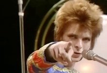 David Bowie – Starman (Top of the Pops)
