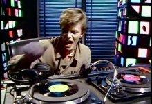 David Bowie – D.J. (Tony Visconti 2017 Mix)