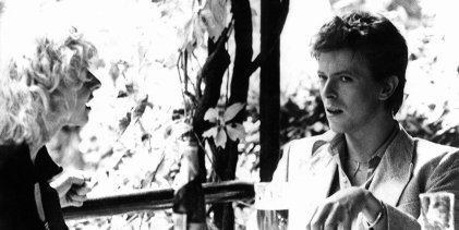 David Bowie interviewed for L'altra Domenica by Fiorella Gentile, Rome (October 1977)