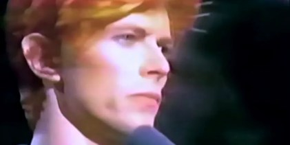 David Bowie – Five Years (Live the Dinah! Show, Los Angeles, 9th February 1976)