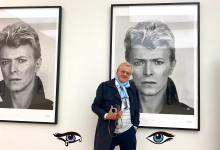 An Exclusive Interview With Bowie Photographer Tony McGee