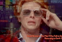 David Bowie is The Man Who Fell To Earth • Returning to Earth 2021