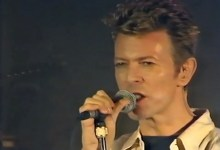 David Bowie – Look Back in Anger (Opera Le Bastille, Paris, November 1995)