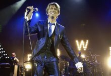 David Bowie Live, Carling Apollo, London (October 2nd, 2002)