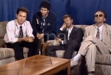Unedited Tin Machine Interview (French TV 1989)