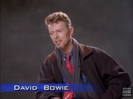 David Bowie Interview Clips From 'The History of Rock 'n' Roll' (1995 TV Series)
