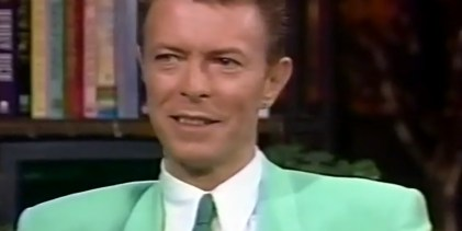 David Bowie Interview with Bryant Gumbel (1992)