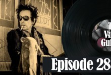 New podcast: Fist Full of Stories with Earl Slick plus London In-store Signing Details!