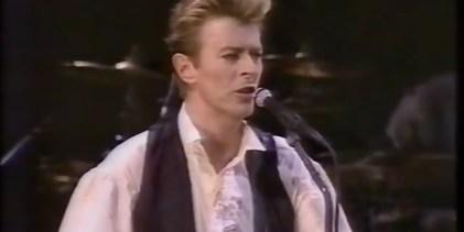 David Bowie – Changes & Fame (Live Docklands Arena, London 1990)
