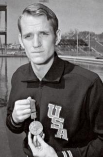 Resultado de imagen de Doug Russell swimmer