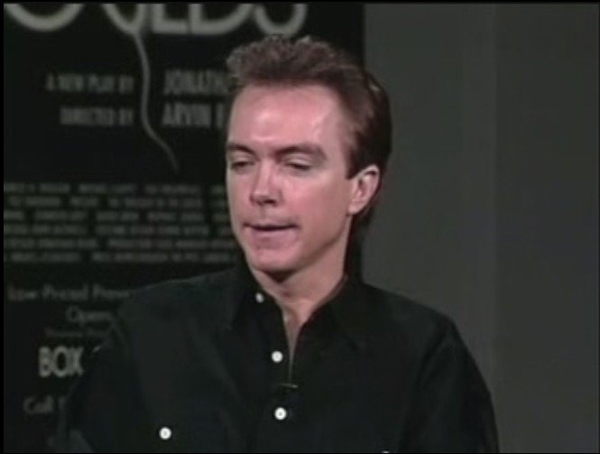 David Cassidy The American Theatre Wing 1993