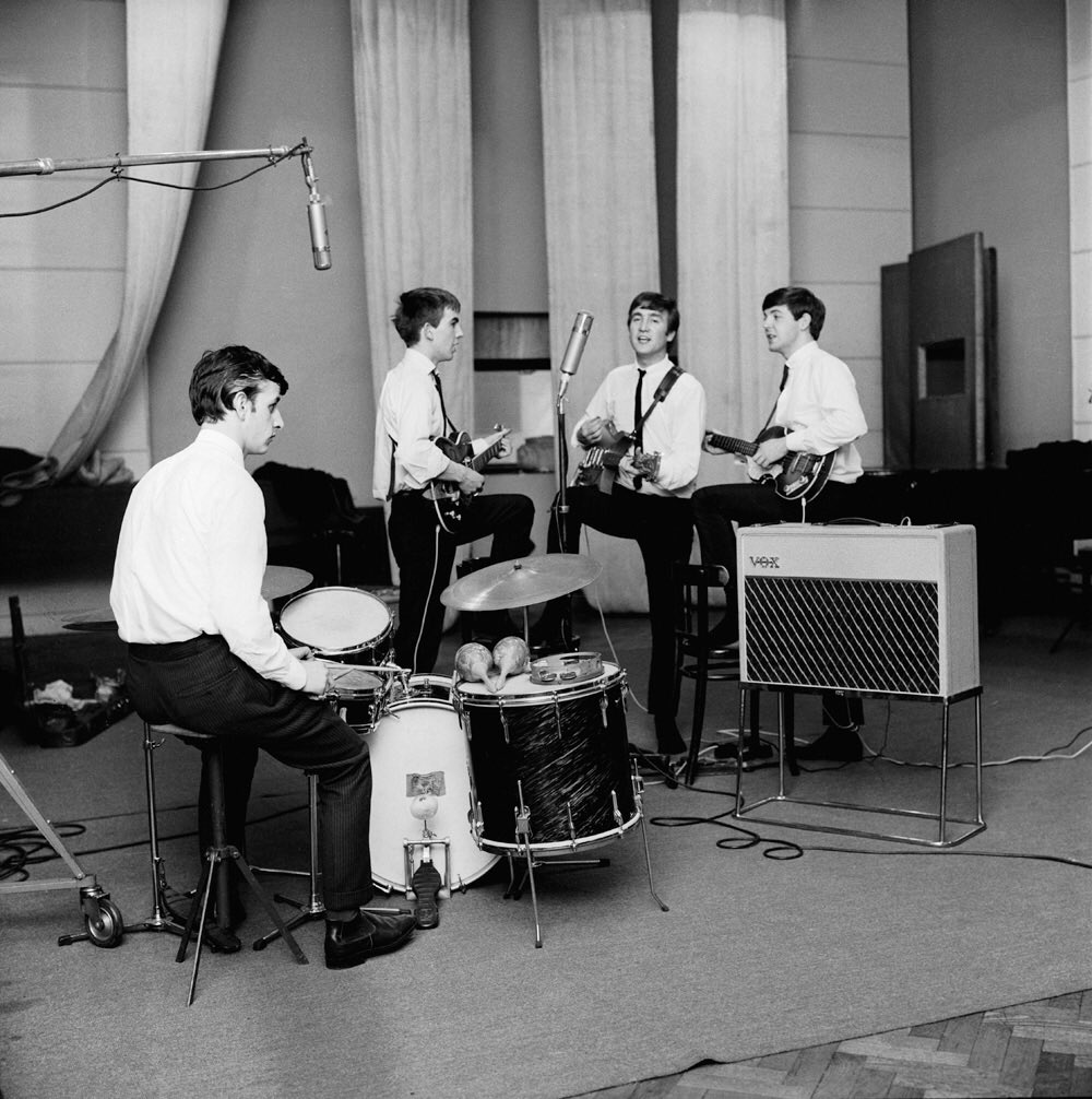 The Beatles very first studio album, recorded on the 11th February 1963