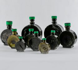 Ceramic 21 Ten Green Bottles