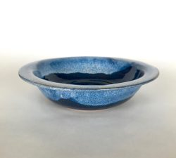 Ceramic 26 Blue Dish