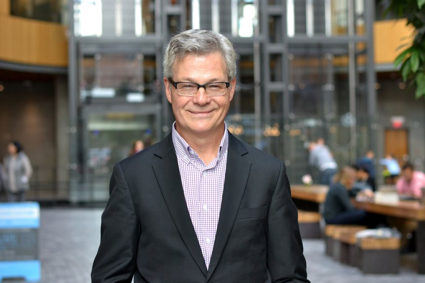 David Cory, emotional intelligence trainer, keynote speaker, in Victoria BC.