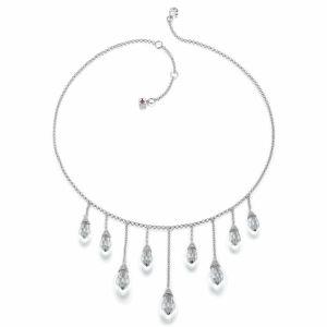 ELLE Starpoint Crystal CZ Necklace - $185