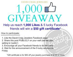 davidcraigjewelers-1000fblikes-giveaway