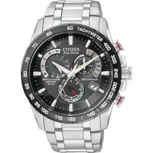 Men's Citizen Eco-Drive Perpetual Chrono A-T Watch