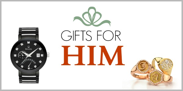 Jewelry Gifts For Him - David Craig Jewelers Holiday Gift Guide