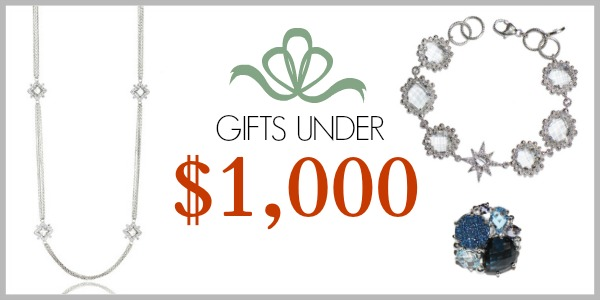 Jewelry Gifts Under $1,000 - David Craig Jewelers Holiday Gift Guide
