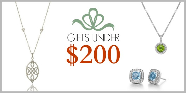 Jewelry Gifts Under $200 - David Craig Jewelers Holiday Gift Guide