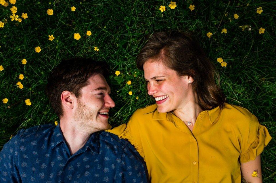 Engagement Photo Shoot – Loretta & Ben