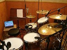 David de la Fuente grabación baterías online para blumm