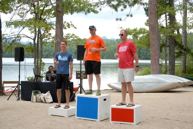 Triathletes Like to Win