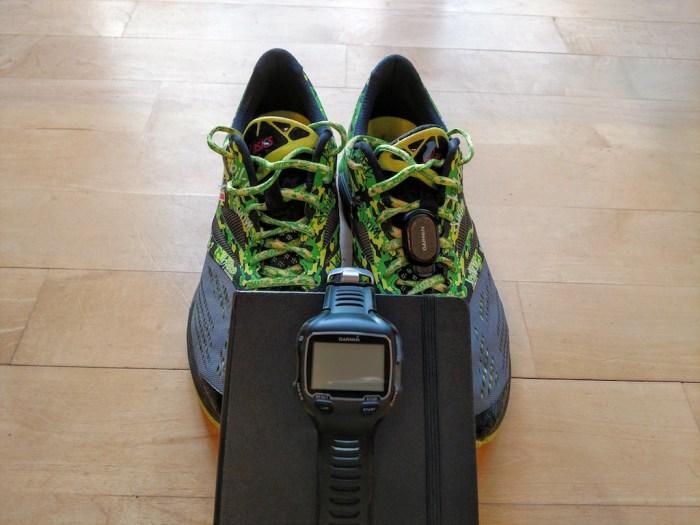 A Triathlete Employee's Tools
